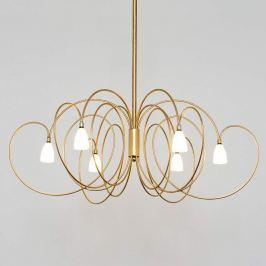 Höhenverstellbare LED-Hängeleuchte Rosaspina