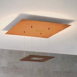 Escale Zen - LED-Deckenleuchte, 60 cm, rost