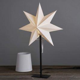 Kombipack Dekoleuchte Frozen Stern/Lampenschirm