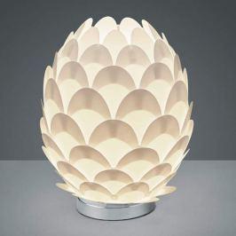 Tischlampe Choke in dekorativem Zapfen-Design