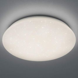 Glitzernde LED-Deckenlame Hikari, switchdim