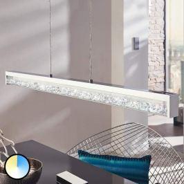 Touchfunktion - LED-Hängeleuchte Cardito 1