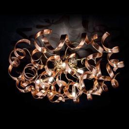 Anmutige Deckenleuchte Copper, kupfer