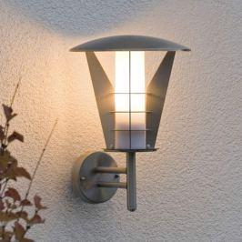 Edelstahl-Außenwandleuchte LARISSA modernes Design