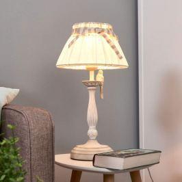 Bird - Tischlampe mit handgefertigtem Metallvogel