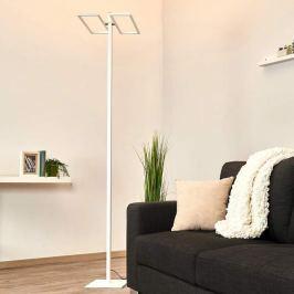 Deckenfluter Cona mit LED und integriertem Dimmer