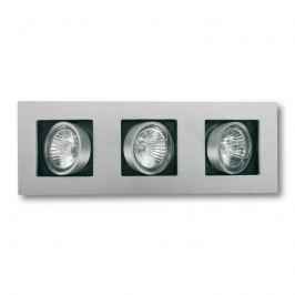 Dreiflammige LED-Einbauleuchte Multi schwenkbar