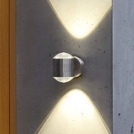 Crystal - einzigartige LED-Außenwandleuchte