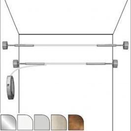 Befestigungskit weiß für HV-Seilsystem 150