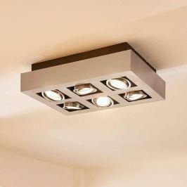 LED-Deckenlampe Vince mit beweglichen Lampen