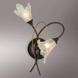 Auf- und abwärts strahlende LED-Wandleuchte Kiss