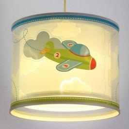 Süße Pendellampe Baby Planes