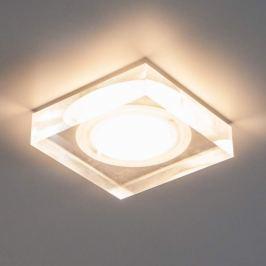 Sara - LED-Einbaustrahler aus Acryl