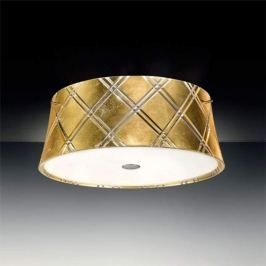 Elegante Deckenleuchte CORALLO 40 2-flammig, gold