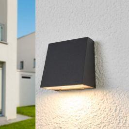 Bega - schmale LED-Außenwandlampe Dennis