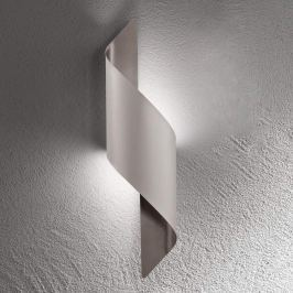 Indirekt strahlende LED-Wandleuchte Fanes