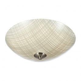 Aus Glas - Deckenlampe Cross LED 35 cm