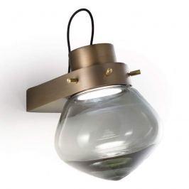 Ansprechend gestaltete LED-Wandleuchte Heart