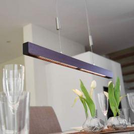 Edle LED-Balkenpendelleuchte Nora - 78 cm