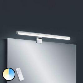 Helestra Gaia LED-Spiegellampe Fernbedienung 49cm