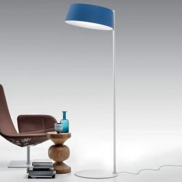 In Azurblau designte LED-Stehleuchte Oxygen_FL2