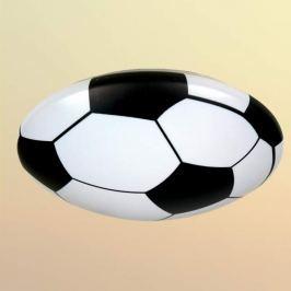 Deckenleuchte Fußball, Kunststoff