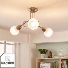 Tanos - LED-Deckenlampe mit 3 Easydim-Lampen