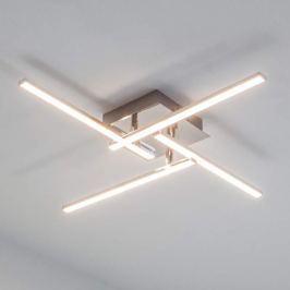 Geradlinige LED-Deckenleuchte Nikan