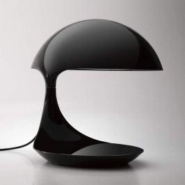 Martinelli Luce Cobra - Retro-Tischleuchte schwarz