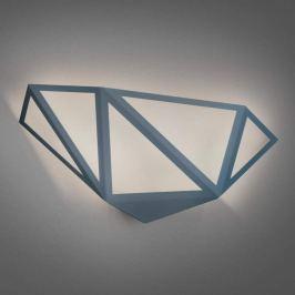 Graue LED-Wandlampe Starlight
