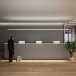Dimmbare Office-LED-Hängeleuchte Ernestine