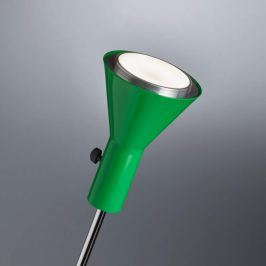 Tecnolumen Gru - LED-Stehleuchte, grün
