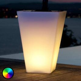 Bluetooth-steuerbarer LED-Blumentopf Rumba 50 cm