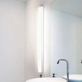 Bad-Wandleuchte PARI mit LED 90 cm, weiß