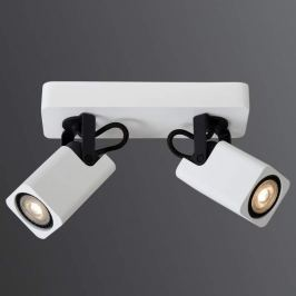 2-flammiger LED-Strahler Roax