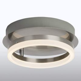 Ringförmige LED-Deckenleuchte Clock 1-flg.