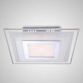 Eckige LED-Deckenleuchte Amos - 30 cm
