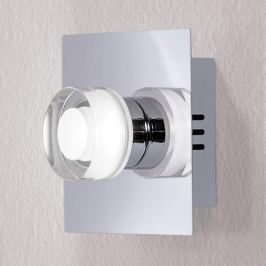Einflammige LED-Wandleuchte Gilian