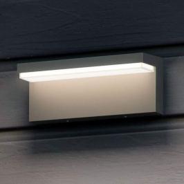 Philips Bustan kantige LED-Außenwandleuchte