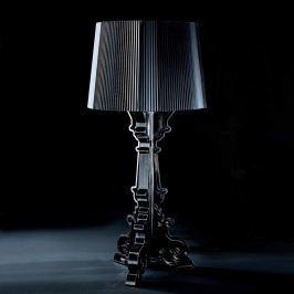 Kartell Bourgie - LED-Tischleuchte, schwarz
