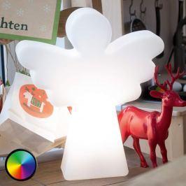Engel-Dekoleuchte LED Shining Angel