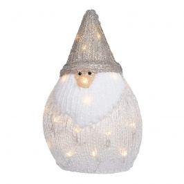 Aus Acryl - LED-Leuchtfigur Santa