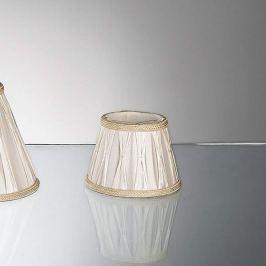 Ersatzschirm für Tischleuchten in Plissee 15,5 cm