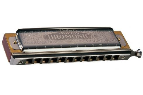 Hohner Super Chromonica 48/270 E
