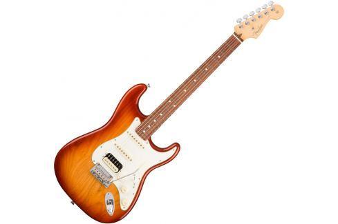 Fender American PRO Stratocaster HSS Shawbucker RW Sienna Sunburst