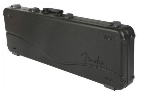 Fender Deluxe Molded Left Handed Bass Case Black
