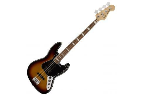 Fender 70S Jazz Bass Pau Ferro 3-Tone Sunburst