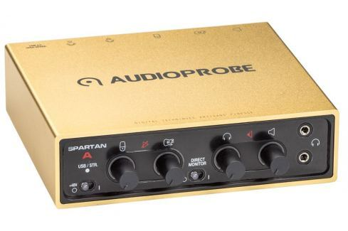 Audio Probe SPARTAN A Gold