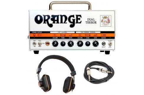 Orange Dual Terror 30 Head SET