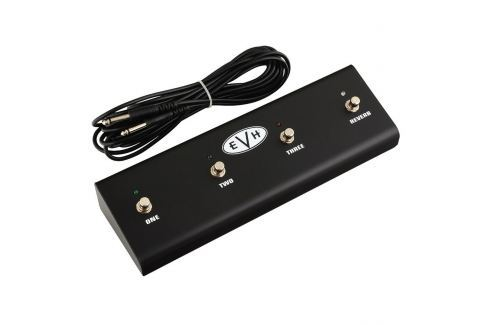 EVH 4-Button Footswitch for EVH 5150 Amplifier